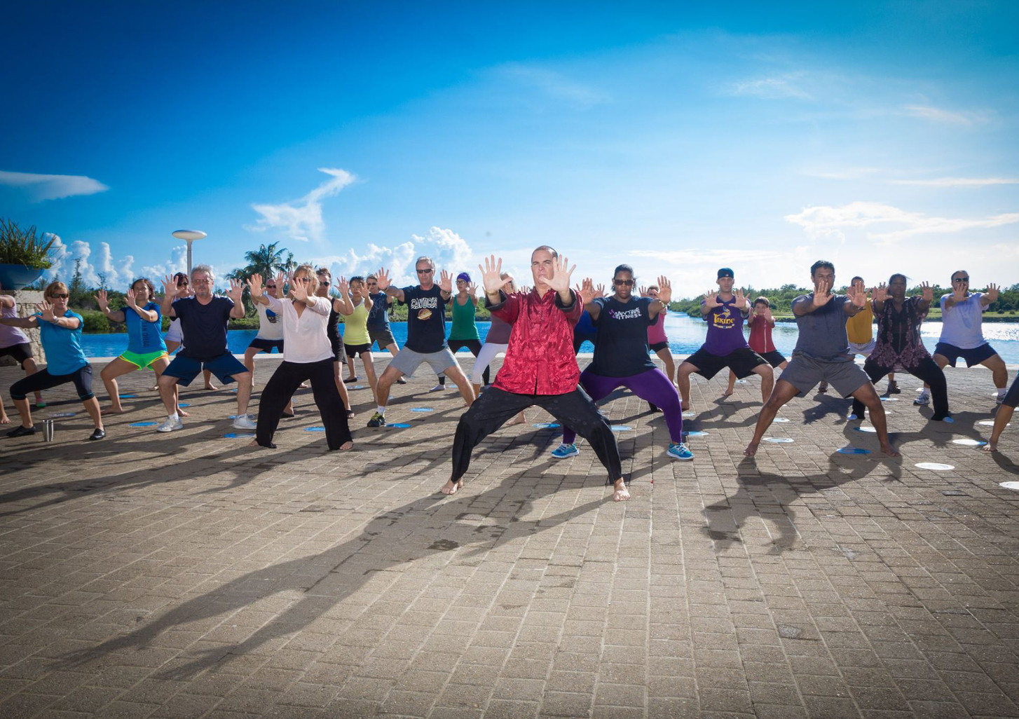 FREE Tai Chi with C.A.S.K in Camana Bay