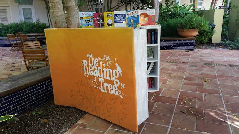 The Reading Tree in Camana Bay: Back-To-School