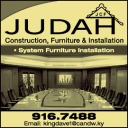 Judah Construction, Furniture & Installation