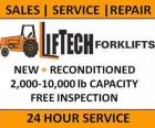 Liftech Forklifts
