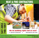 Neat & Fine Contractors
