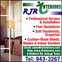 RJR Interiors - Custom Blinds & Draperies