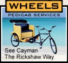 Wheels Pedicab Service