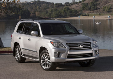 I want to sell my 2014 Lexus LX 570
